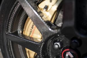 Megane R.S. Trophy R brake calipers