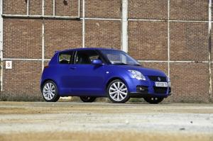 Suzuki Swift I Sport Motorsport