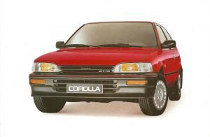 Toyota Corolla GTi-16 AE92