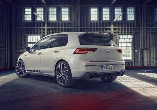 Volkswagen Golf 8 GTI Club Sport